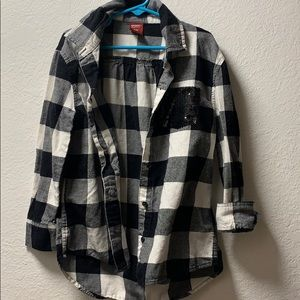 Girls Arizona flannel